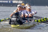 The Boat Race season 2014 - fixture OUWBC vs Molesey BC.     on 01 March 2014 at 12:34, image #73