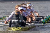 The Boat Race season 2014 - fixture OUWBC vs Molesey BC.     on 01 March 2014 at 12:35, image #83