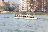 The Boat Race season 2014 - fixture OUWBC vs Molesey BC.     on 01 March 2014 at 12:35, image #87