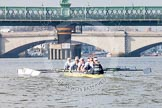 The Boat Race season 2014 - fixture OUWBC vs Molesey BC.     on 01 March 2014 at 12:35, image #88