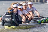 The Boat Race season 2014 - fixture OUWBC vs Molesey BC.     on 01 March 2014 at 12:35, image #85