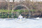 The Boat Race season 2014 - fixture OUWBC vs Molesey BC.     on 01 March 2014 at 12:51, image #104