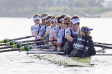 The Boat Race season 2014 - fixture OUWBC vs Molesey BC.     on 01 March 2014 at 12:54, image #112