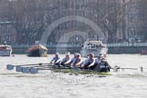 The Boat Race season 2014 - fixture OUWBC vs Molesey BC.     on 01 March 2014 at 12:57, image #129