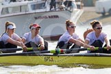 The Boat Race season 2014 - fixture OUWBC vs Molesey BC.     on 01 March 2014 at 12:58, image #133