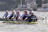The Boat Race season 2014 - fixture OUWBC vs Molesey BC.     on 01 March 2014 at 12:58, image #135