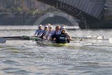 The Boat Race season 2014 - fixture OUWBC vs Molesey BC.     on 01 March 2014 at 12:58, image #139