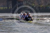The Boat Race season 2014 - fixture OUWBC vs Molesey BC.     on 01 March 2014 at 12:59, image #140