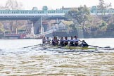The Boat Race season 2014 - fixture OUWBC vs Molesey BC.     on 01 March 2014 at 12:59, image #142
