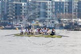 The Boat Race season 2014 - fixture OUWBC vs Molesey BC.     on 01 March 2014 at 13:03, image #144