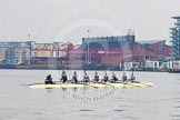 The Boat Race season 2014 - fixture OUWBC vs Molesey BC.     on 01 March 2014 at 13:04, image #145