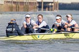 The Boat Race season 2014 - fixture OUWBC vs Molesey BC.     on 01 March 2014 at 13:09, image #183