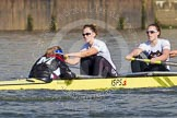 The Boat Race season 2014 - fixture OUWBC vs Molesey BC.     on 01 March 2014 at 13:09, image #188