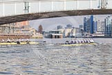 The Boat Race season 2014 - fixture OUWBC vs Molesey BC.     on 01 March 2014 at 13:10, image #192