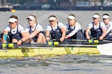 The Boat Race season 2014 - fixture OUWBC vs Molesey BC.     on 01 March 2014 at 13:10, image #195
