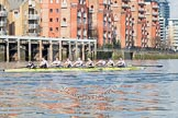 The Boat Race season 2014 - fixture OUWBC vs Molesey BC.     on 01 March 2014 at 13:11, image #202