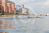 The Boat Race season 2014 - fixture OUWBC vs Molesey BC.     on 01 March 2014 at 13:11, image #203