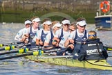 The Boat Race season 2014 - fixture OUWBC vs Molesey BC.     on 01 March 2014 at 13:12, image #209