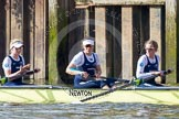 The Boat Race season 2014 - fixture OUWBC vs Molesey BC.     on 01 March 2014 at 13:18, image #223