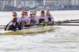 The Boat Race season 2014 - fixture OUWBC vs Molesey BC.     on 01 March 2014 at 13:20, image #226