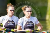 The Boat Race season 2014 - fixture OUWBC vs Molesey BC.     on 01 March 2014 at 13:25, image #247