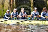 The Boat Race season 2014 - fixture OUWBC vs Molesey BC.     on 01 March 2014 at 13:25, image #249