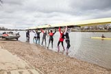 The Boat Race season 2014 - fixture CUWBC vs Thames RC.     on 02 March 2014 at 12:32, image #1
