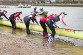 The Boat Race season 2014 - fixture CUWBC vs Thames RC.     on 02 March 2014 at 12:32, image #3