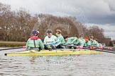 The Boat Race season 2014 - fixture CUWBC vs Thames RC.     on 02 March 2014 at 12:38, image #11