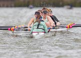The Boat Race season 2014 - fixture CUWBC vs Thames RC.     on 02 March 2014 at 13:15, image #103