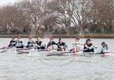 The Boat Race season 2014 - fixture CUWBC vs Thames RC.     on 02 March 2014 at 13:56, image #138