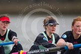 The Boat Race season 2014 - fixture CUWBC vs Thames RC: In the Cambridge boat 2 Kate Ashley, 3 Holly Game, 4 Izzy Vyvyan..     on 02 March 2014 at 13:57, image #141
