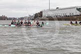 The Boat Race season 2014 - fixture CUWBC vs Thames RC.     on 02 March 2014 at 13:57, image #150