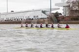 The Boat Race season 2014 - fixture CUWBC vs Thames RC.     on 02 March 2014 at 13:58, image #151