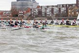 The Boat Race season 2014 - fixture CUWBC vs Thames RC.     on 02 March 2014 at 14:00, image #162