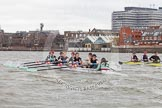 The Boat Race season 2014 - fixture CUWBC vs Thames RC.     on 02 March 2014 at 14:00, image #163