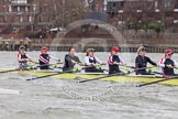 The Boat Race season 2014 - fixture CUWBC vs Thames RC.     on 02 March 2014 at 14:00, image #167