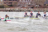 The Boat Race season 2014 - fixture CUWBC vs Thames RC.     on 02 March 2014 at 14:00, image #168