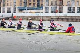 The Boat Race season 2014 - fixture CUWBC vs Thames RC.     on 02 March 2014 at 14:02, image #173