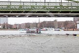 The Boat Race season 2014 - fixture CUWBC vs Thames RC.     on 02 March 2014 at 14:03, image #179