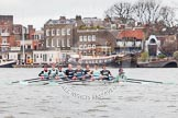 The Boat Race season 2014 - fixture CUWBC vs Thames RC.     on 02 March 2014 at 14:03, image #181