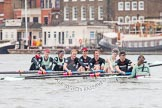 The Boat Race season 2014 - fixture CUWBC vs Thames RC.     on 02 March 2014 at 14:03, image #182