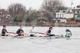 The Boat Race season 2014 - fixture CUWBC vs Thames RC.     on 02 March 2014 at 14:04, image #183