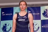 The Boat Race season 2014 - Crew Announcement and Weigh In: The 2014 Women's Boat Race crews: Oxford 5 seat Anastasia Chitty - 69.4kg.. BNY Mellon Centre, London EC4V 4LA, London, United Kingdom, on 10 March 2014 at 11:47, image #34