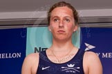 The Boat Race season 2014 - Crew Announcement and Weigh In: The 2014 Women's Boat Race crews: Oxford 5 seat Anastasia Chitty - 69.4kg.. BNY Mellon Centre, London EC4V 4LA, London, United Kingdom, on 10 March 2014 at 11:48, image #37