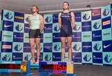 The Boat Race season 2014 - Crew Announcement and Weigh In: The 2014 Boat Race crews, Cambridge 2 seat Luke Juckett and Oxford 2 seat Chris Fairweather.. BNY Mellon Centre, London EC4V 4LA, London, United Kingdom, on 10 March 2014 at 11:58, image #79