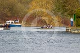 The Women's Boat Race and Henley Boat Races 2014: The Women's Reserves - Osiris v. Blondie race. Osiris (Oxford) has just won the race.. River Thames, Henley-on-Thames, Buckinghamshire, United Kingdom, on 30 March 2014 at 14:18, image #183