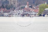 The Women's Boat Race and Henley Boat Races 2014: The Lightweight Women's Boat Race - OUWLRC v. CUWBC Lightweights race - shortly after the start at Henley.. River Thames, Henley-on-Thames, Buckinghamshire, United Kingdom, on 30 March 2014 at 14:45, image #211