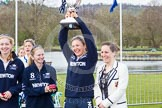 The Women's Boat Race and Henley Boat Races 2014. River Thames, Henley-on-Thames, Buckinghamshire, United Kingdom, on 30 March 2014 at 16:55, image #498