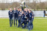 The Women's Boat Race and Henley Boat Races 2014. River Thames, Henley-on-Thames, Buckinghamshire, United Kingdom, on 30 March 2014 at 17:09, image #529